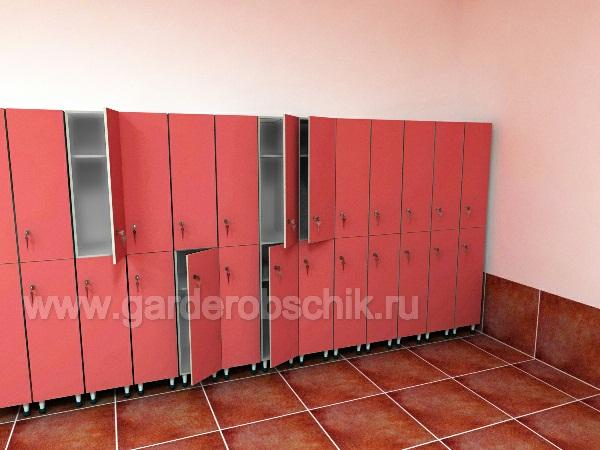 Шкафы металлические и сейфы от компании Практик